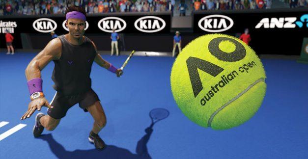 Open Up! AO Tennis 2 – interview