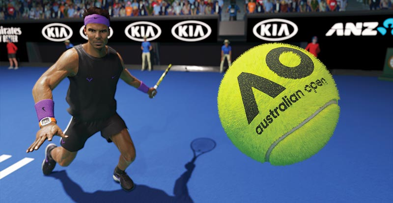 Open Up! AO Tennis 2 – interview