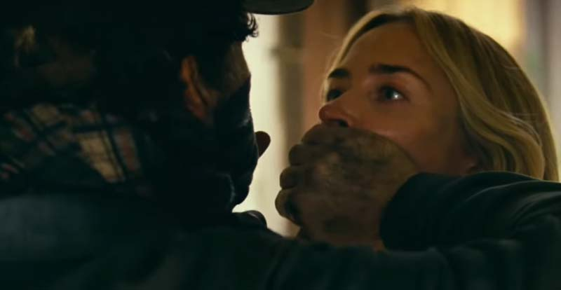 A Quiet Place Part II trailer sneaks in