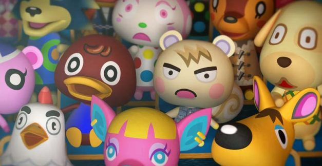 Get away with Animal Crossing New Horizons