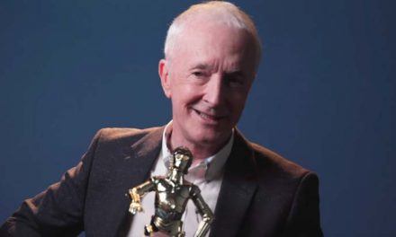 Anthony Daniels on being C-3PO