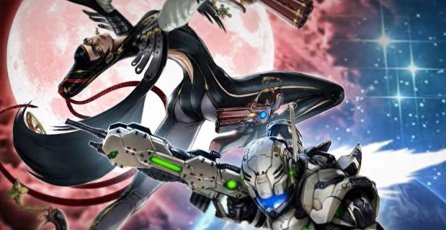 The art of Bayonetta and Vanquish