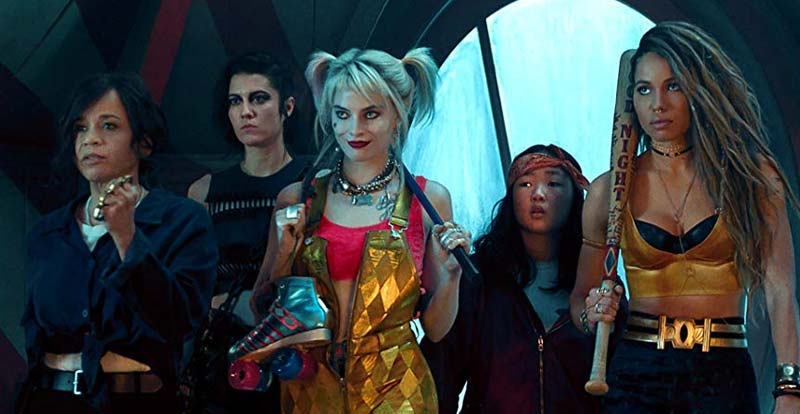 An explosive new look at Birds of Prey