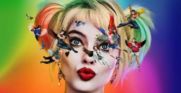 Check out the Birds of Prey soundtrack