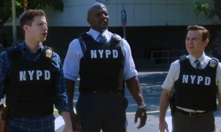 Watch the first 99 seconds of the new Brooklyn Nine-Nine