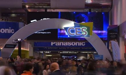 Looking in on games and TVs at CES 2020