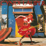 Cyndi Lauper She's So Unusual packshot