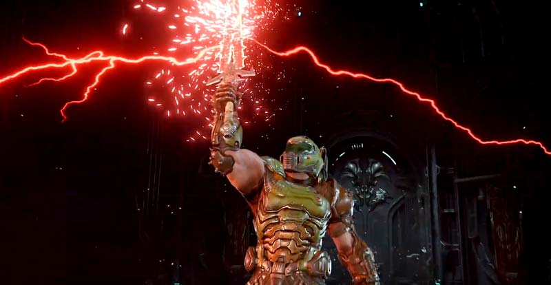 A wicked new look at DOOM Eternal