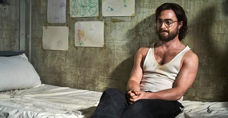 Daniel Radcliffe goes to prison in Escape from Pretoria