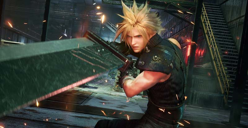 Final Fantasy VII Remake is running late
