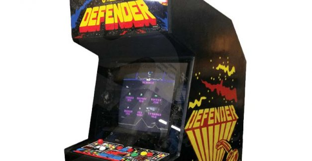 A little slice of gaming history – January