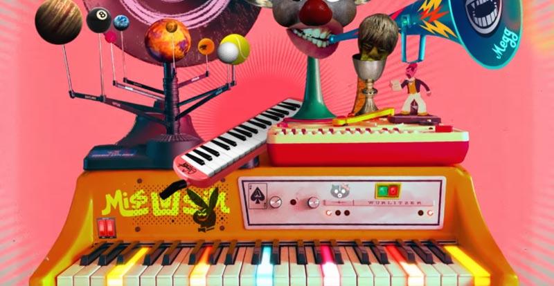 Gorillaz plug in their Song Machine