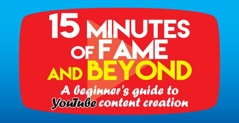 A beginner's guide to YouTube content creation