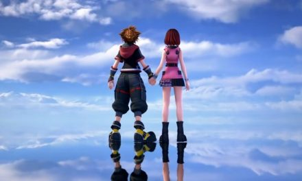 Kingdom Hearts III: Re Mind reminder!