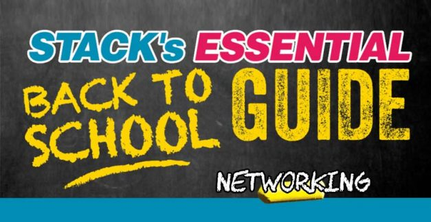 STACK's essential back to school guide – networking