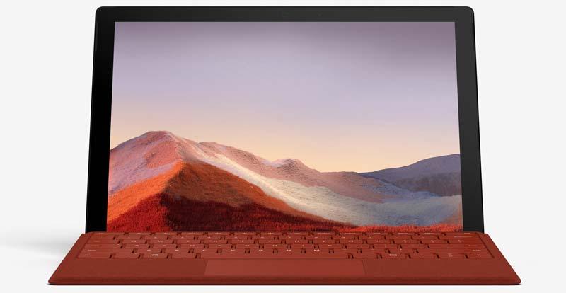Microsoft Surface Pro 7 (i5 128GB)