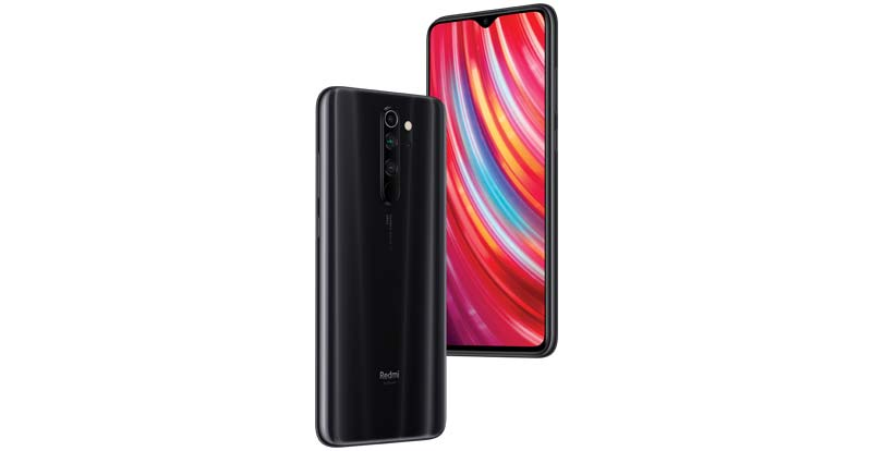 Xiaomi Redmi Note 8 Pro (grey or white)