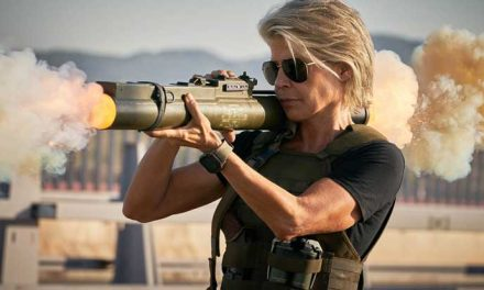 Terminator: Dark Fate – The mother of the future
