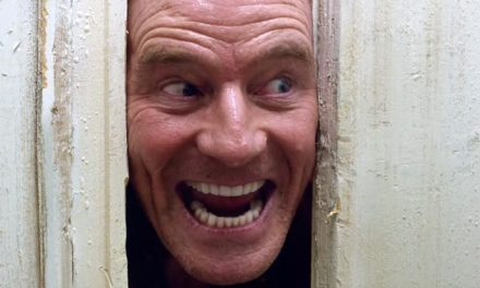 Bryan Cranston does The Shining