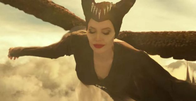 Fly, Maleficent, fly!