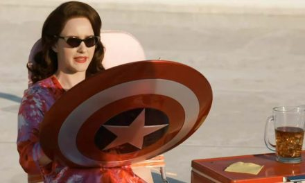 Oy! It's the Marvel/Mrs Maisel crossover that we had to have