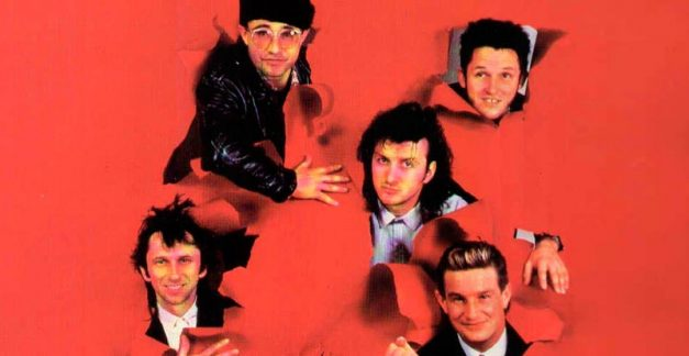 Soundtrack Staples: Mental as Anything's 'Live It Up'