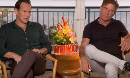 WATCH: A chat with the cast and director of Midway