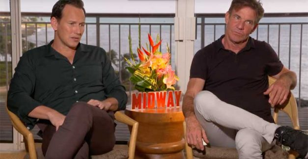 A chat with the cast and director of Midway