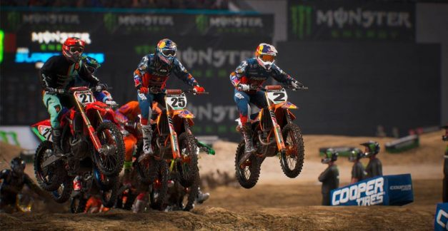 Monster Energy Supercross: The Official Videogame 3 – review