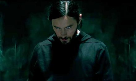 Check out the first trailer for Morbius