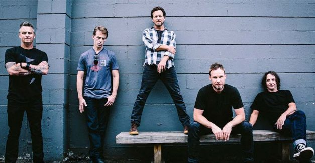 Pearl Jam are about to drop a 'Gigaton'