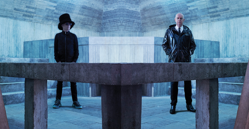 An illuminating yap with Pet Shop Boys' Neil Tennant