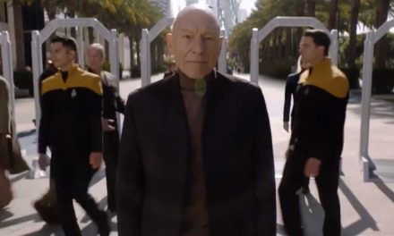 Making Star Trek Picard so