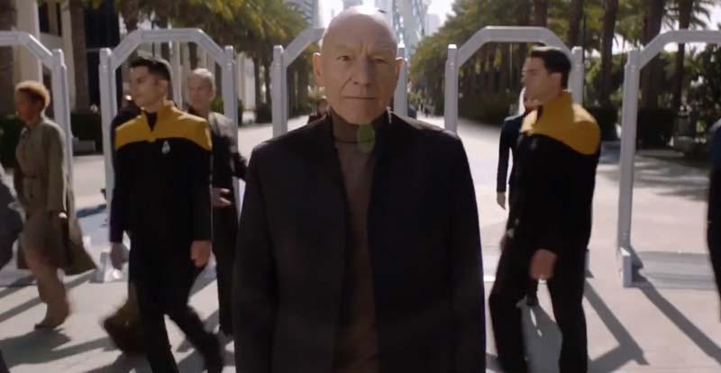 Making Star Trek Picard so