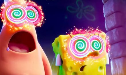 The new SpongeBob movie – in 30 seconds!