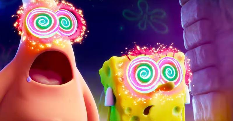 The new SpongeBob movie – in 30 seconds!