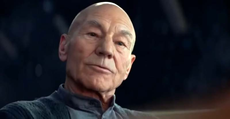 Make space for a new Picard teaser