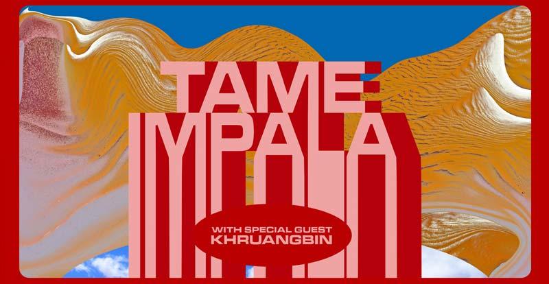 Tame Impala set to take on biggest ever Aussie tour