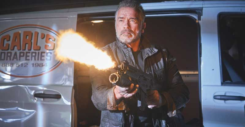 Terminator: Dark Fate on DVD, Blu-ray & 4K February 12