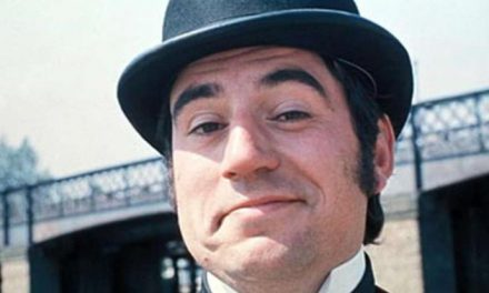 R.I.P. Terry Jones of Monty Python (1942-2020)