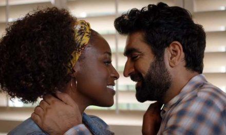 Kumail Nanjiani and Issa Rae are The Lovebirds