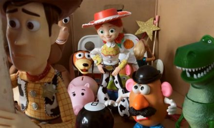 Two brothers recreate Toy Story 3 in real life