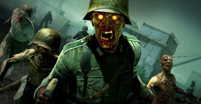 Prepare for Zombie Army 4: Dead War