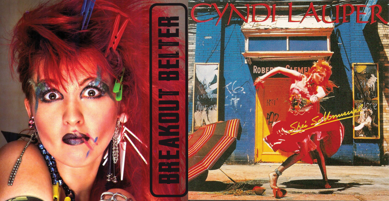 Breakout Belter: Cyndi Lauper, 'She's So Unusual' (1983)