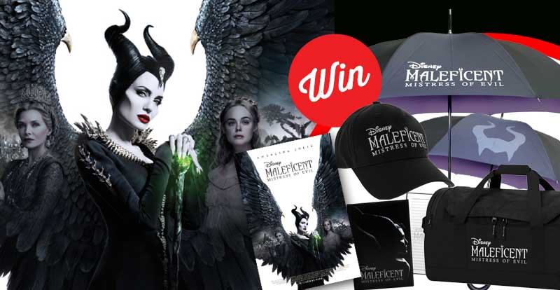 A Maleficent competition indeed