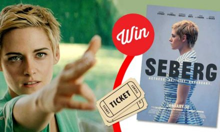 WIN tickets to SEBERG