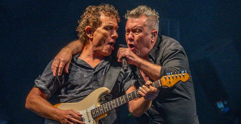 A Day on the Green: Cold Chisel @ Rochford Wines 10/1/20 – live review