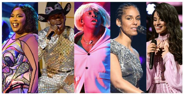 The tip-top 6 performances of the 2020 Grammys