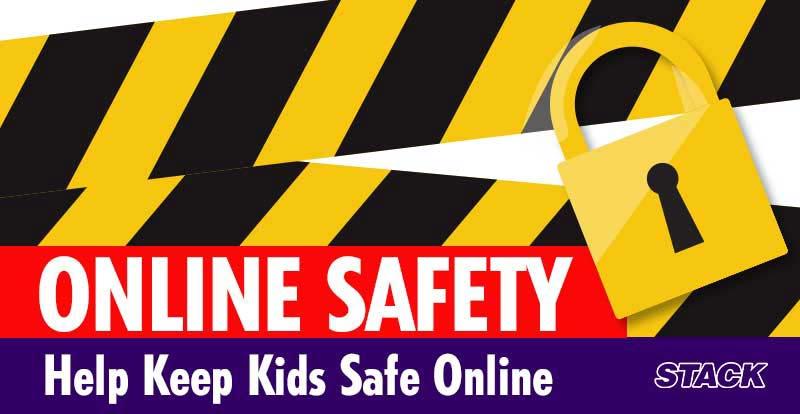 Help keep kids safe online