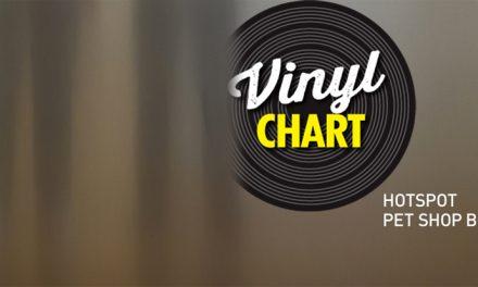 JB's vinyl chart (Jan 24 – Jan 30, 2020)